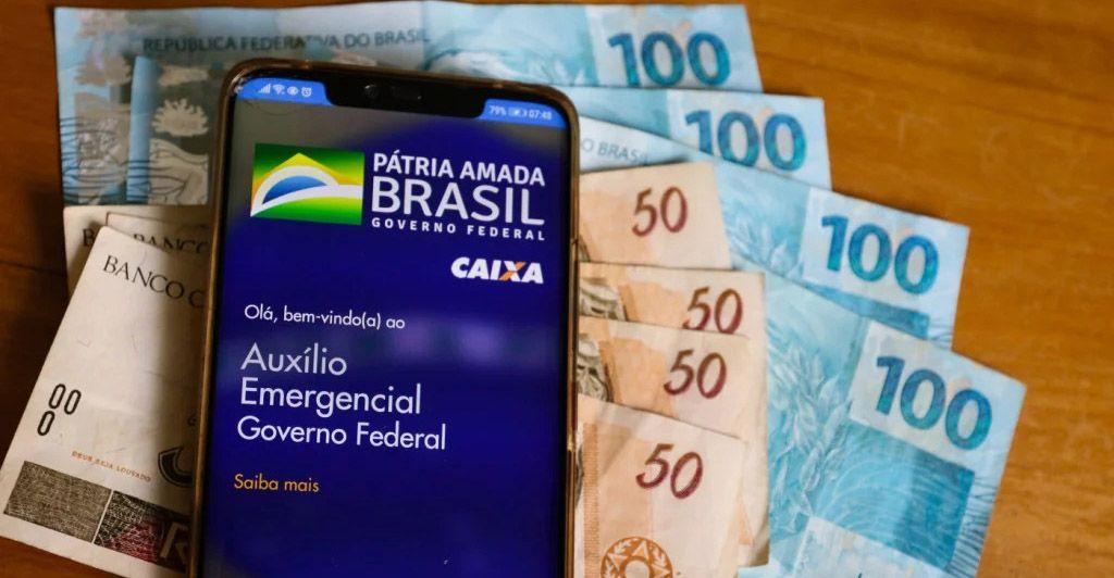 Auxílio Emergencial de R$600 e R$300 até MARÇO de 2021