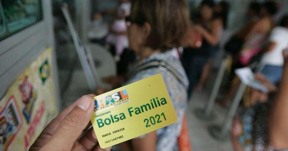 BOLSA FAMÍLIA em JANEIRO 2021