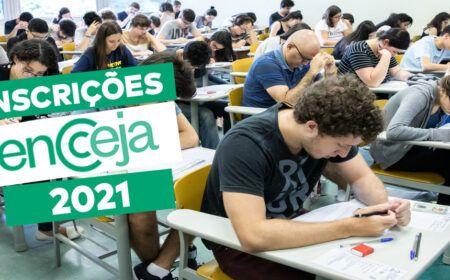 CONTAGEM REGRESSIVA! Inscrições ENCCEJA 2021: Confira o CRONOGRAMA e faça sua INSCRIÇÃO
