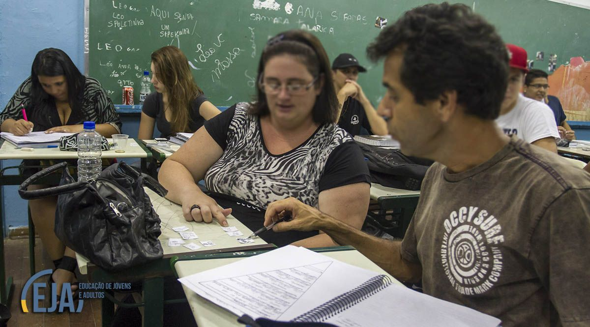 INSCRIÇÕES para Educação de Jovens e Adultos (EJA) tem DATA LIMITE