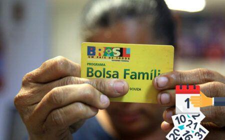 Novo CALENDÁRIO do BOLSA FAMÍLIA JANEIRO DE 2021: Datas de PAGAMENTO no primeiro mês do ANO para BENEFICIÁRIOS do PROGRAMA!