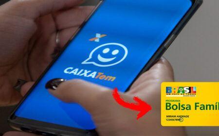 Primeiro PAGAMENTO do BOLSA FAMÍLIA pelo Caixa TEM em DEZEMBRO: Veja como RECEBER e o CALENDÁRIO!