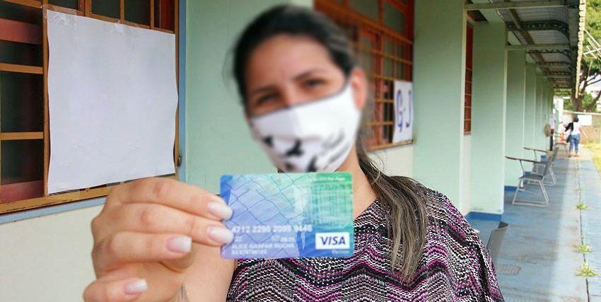 RECARGA do BOLSA ALIMENTAÇÃO de R$ 143,28 e R$ 286,56 em DEZEMBRO já está DISPONÍVEL