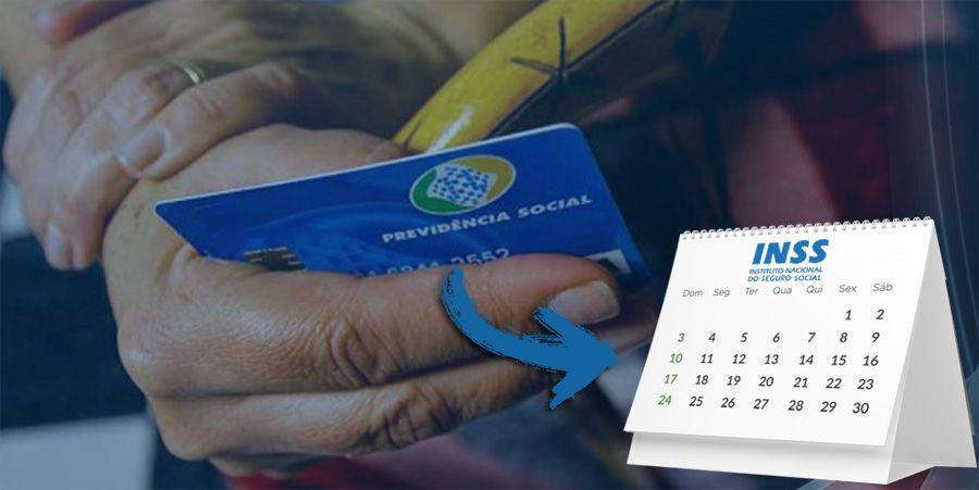 SAIU o NOVO CALENDÁRIO do INSS com PAGAMENTO para APOSENTADOS