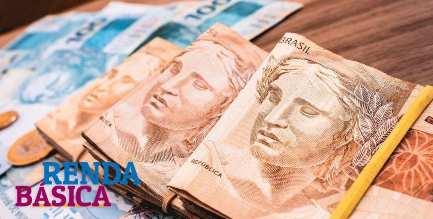 APROVADO NOVO PROJETO de RENDA BÁSICA com VALOR de R$ 450,00