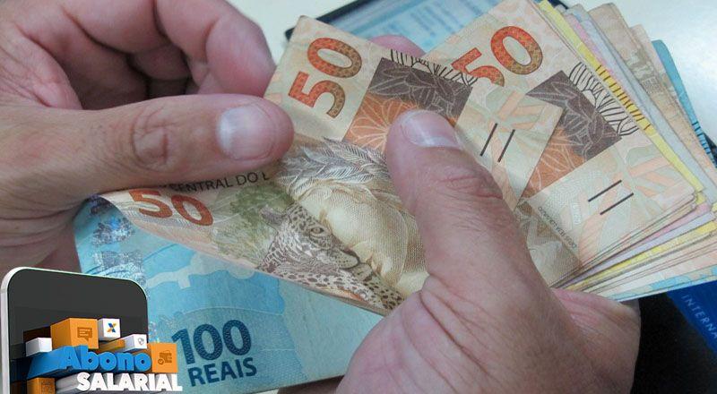 Abono SALARIAL de até R$1.100 com PAGAMENTO LIBERADO AMANHÃ