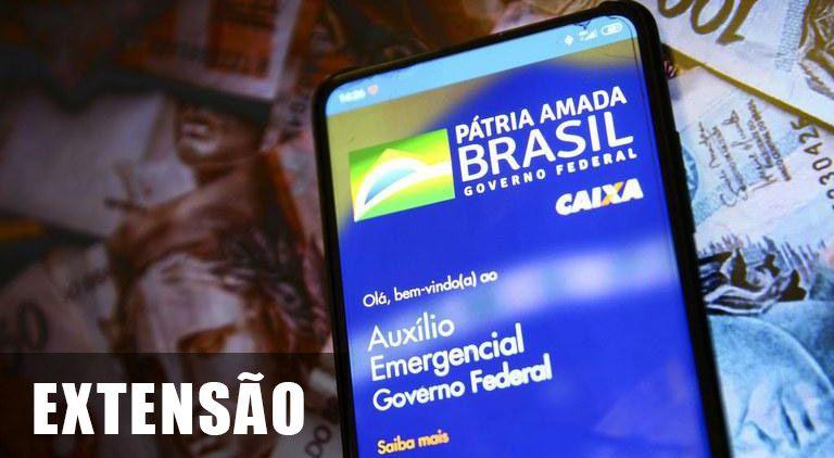 MAIS 6 MESES! Auxílio Emergencial de R$ 600,00 até o FINAL de JUNHO 2021