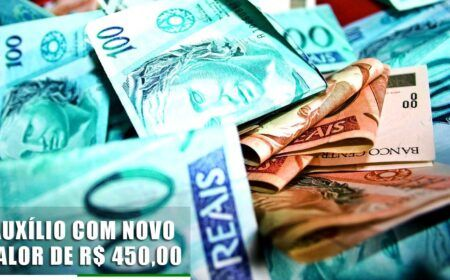 APROVADO! Auxílio com NOVO VALOR de R$ 450,00 ESTÁ CONFIRMADO: Veja quem RECEBE