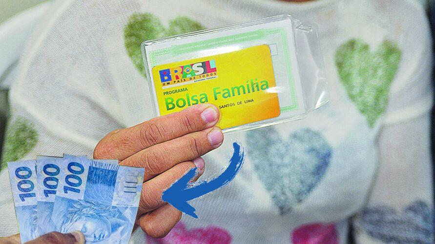 BOLSA FAMÍLIA em FEVEREIRO com NOVO VALOR de R$300