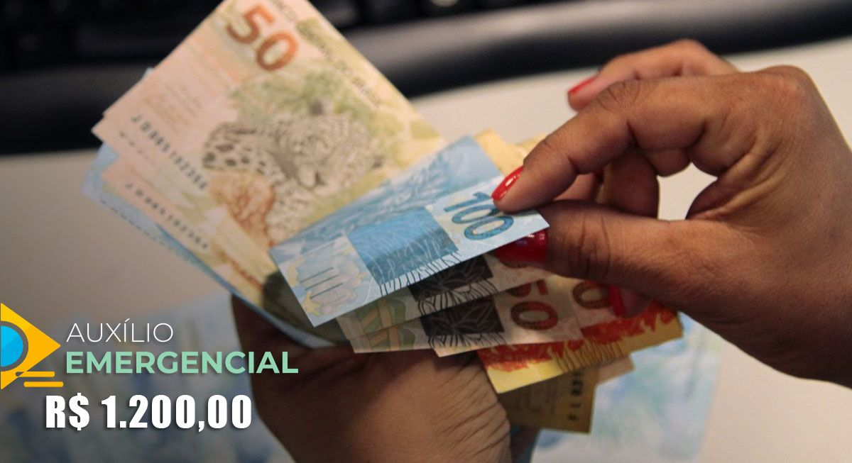 CONFIRMADO! Projeto fixa Auxílio Emergencial em R$1.200