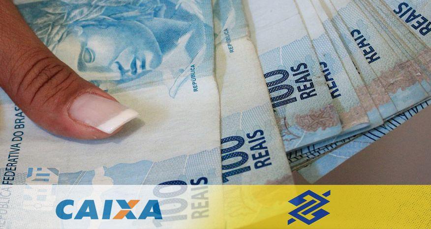 Caixa e Banco do Brasil LIBERAM ABONO SALARIAL de até R$1.100 em JANEIRO