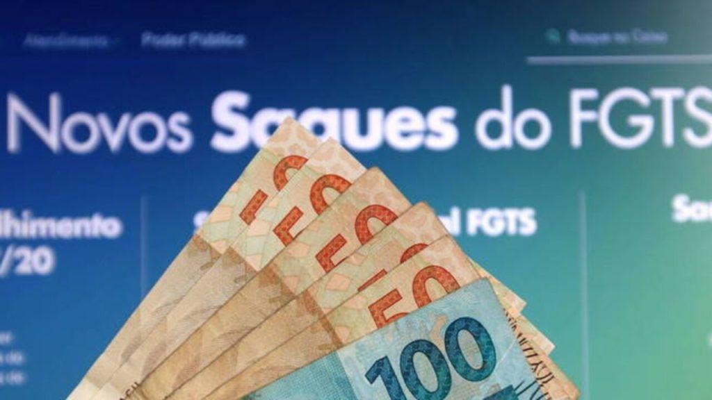 Novo SAQUE do FGTS em 2021 LIBERA mais de R$2 MIL