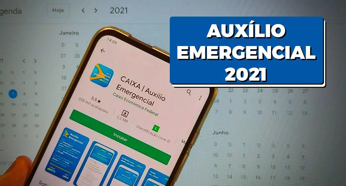 Novos APROVADOS no Auxílio Emergencial 2021