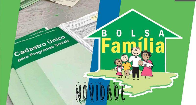 ÓTIMA NOTÍCIA: Nova PRORROGAÇÃO do BOLSA FAMÍLIA 2021 e Cadastro Único!