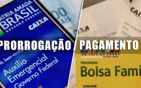 OFICIAL! ATUALIZAÇÃO sobre a PRORROGAÇÃO do Auxílio EMERGENCIAL em JANEIRO: Pagamento do Bolsa Família a partir do dia 18/01