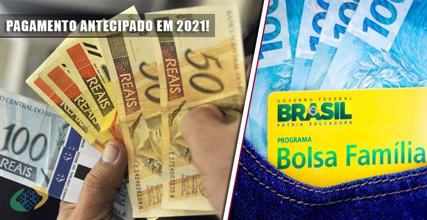 PAGAMENTO ANTECIPADO em 2021!