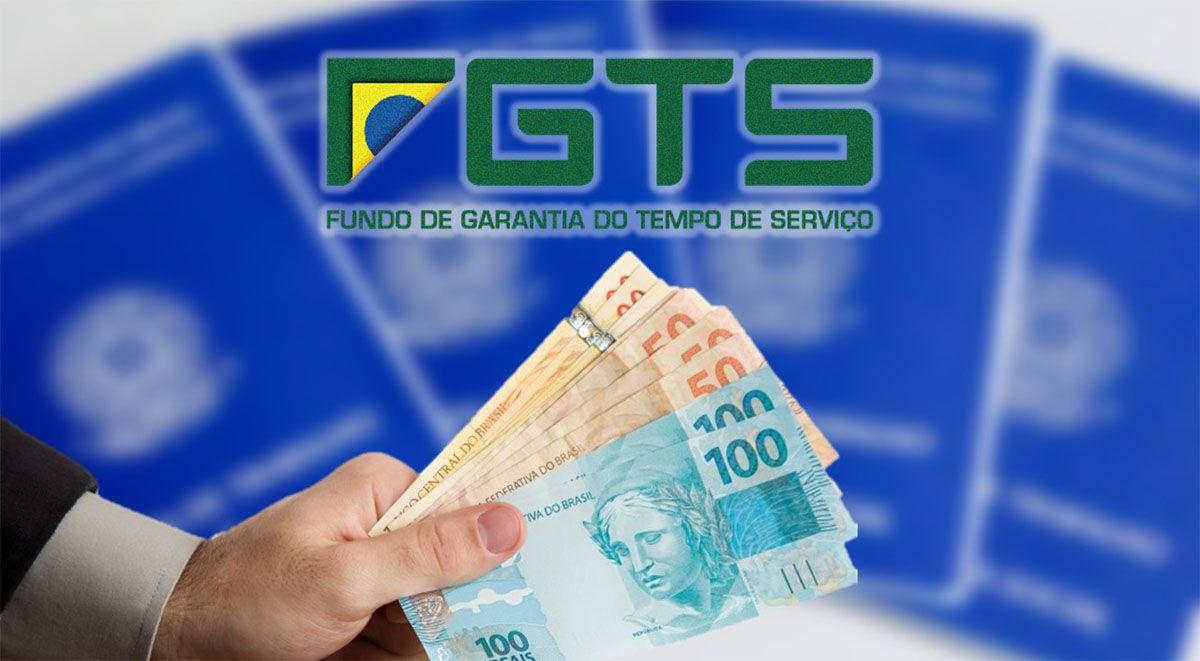 SAIU! PAGAMENTO do FGTS em 2021 com adicional de até R$ 2.900