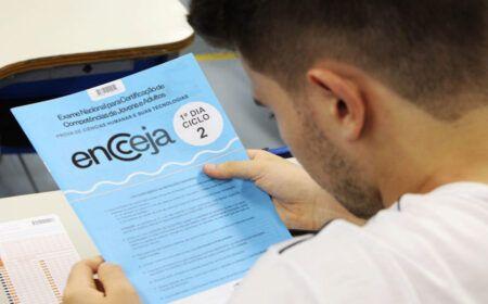 SIMULADO ENCCEJA 2020 / 2021: Preparação para o EXAME já COMEÇOU! Veja como ESTUDAR para as PROVAS de Ensino Médio e Fundamental