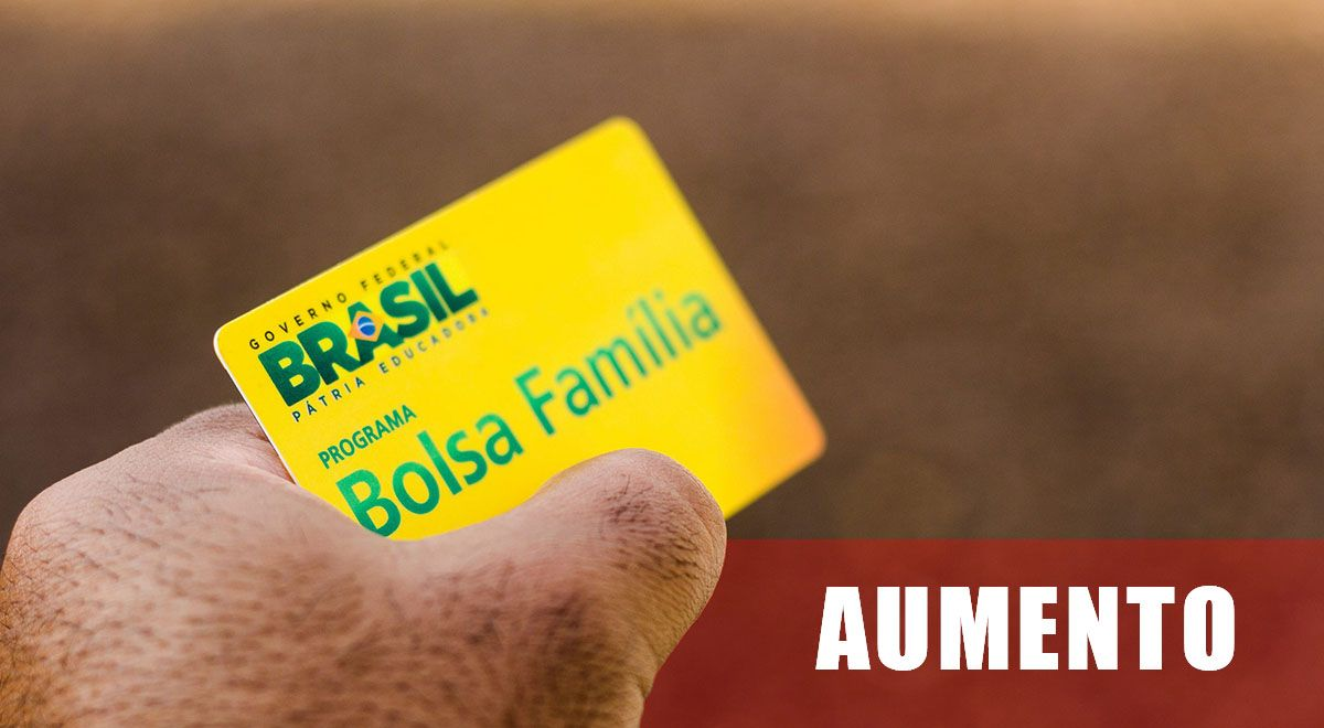 VALOR MÉDIO do BOLSA FAMÍLIA 2021 para R$ 200,00