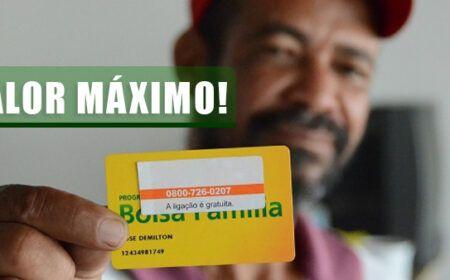 Valor MÁXIMO de até R$372 do BOLSA FAMÍLIA ainda NESTA SEMANA: Veja quanto RECEBER…