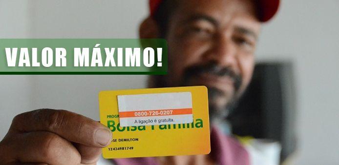 Valor MÁXIMO de até R$372 do BOLSA FAMÍLIA ainda NESTA SEMANA