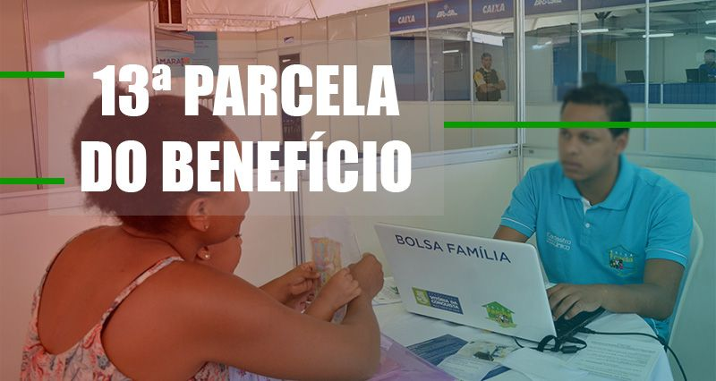 13ª PARCELA do Bolsa Família tem PAGAMENTO em FEVEREIRO