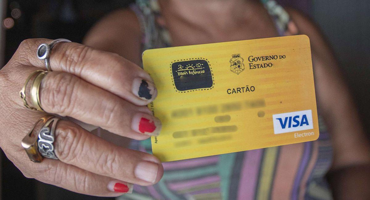 AUTORIZADO PAGAMENTO de FEVEREIRO do CARTÃO com VALOR de até R$ 85,00