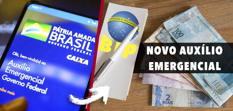 BIP 2021 NOVO AUXÍLIO EMERGENCIAL