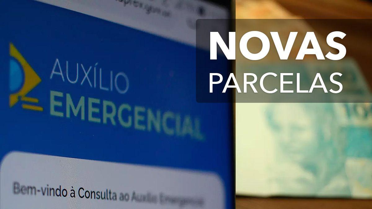 CONFIRMADO! Vem aí 4 PARCELAS de R$250 do Auxílio Emergencial: