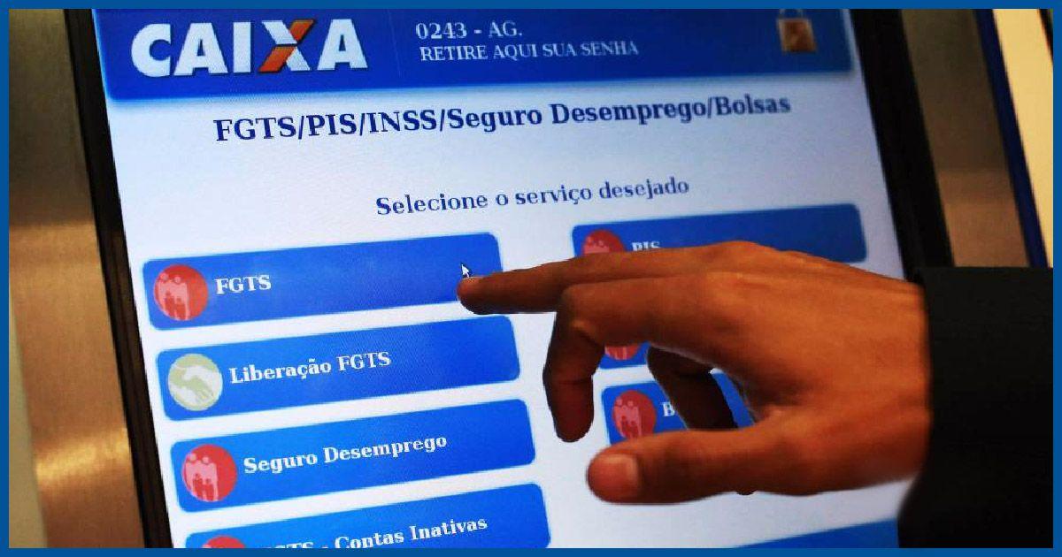 Caixa LIBERA NOVO CALENDÁRIO de SAQUES do FGTS para 2021