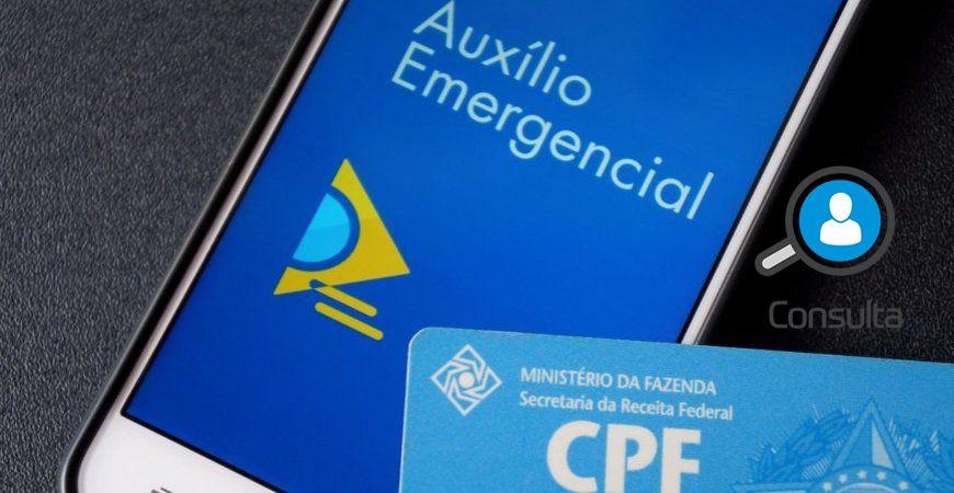 Consulta pelo CPF mostra o VALOR DISPONÍVEL do Auxílio Emergencial em 2021