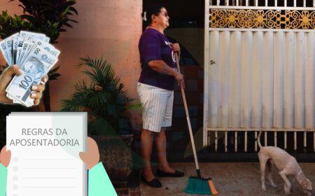 DONA DE CASA: Conheça as REGRAS do INSS para APOSENTADORIA em 2021!