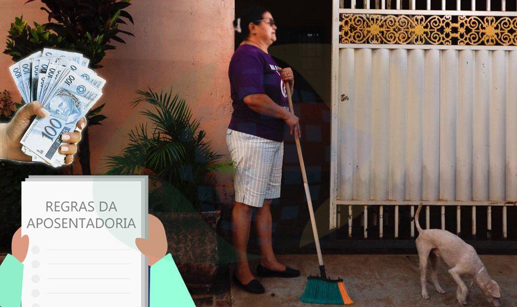 DONA DE CASA: Conheça as REGRAS do INSS para APOSENTADORIA