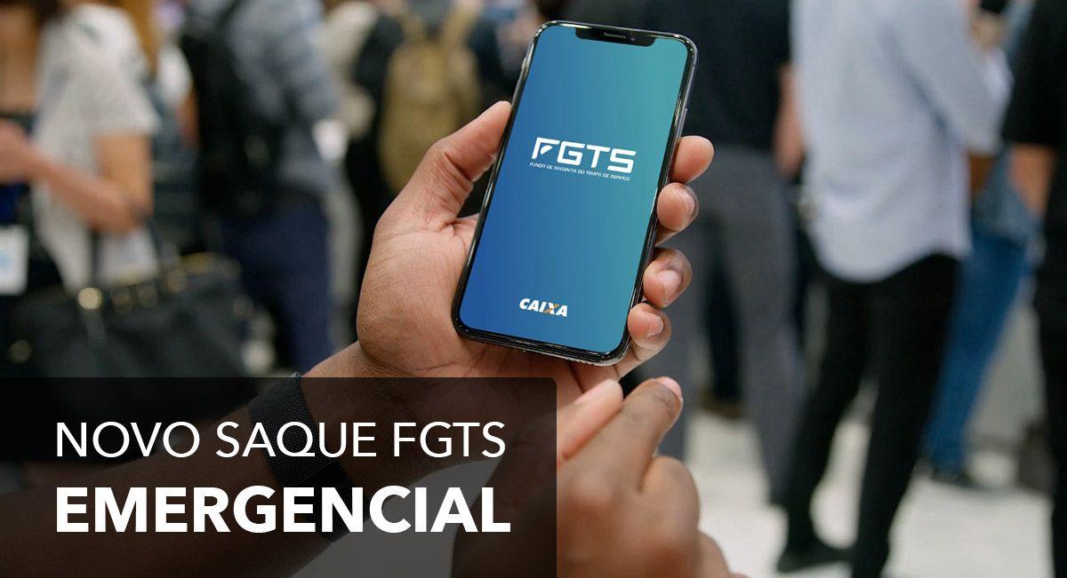 ESTADO de CALAMIDADE! Novo SAQUE EMERGENCIAL FGTS de até R$6.220