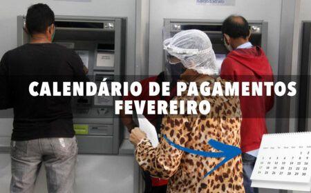 NESTE MÊS! FGTS, PIS/Pasep, NOVO BOLSA FAMÍLIA e 13° do INSS em FEVEREIRO: Veja o CALENDÁRIO de PAGAMENTOS