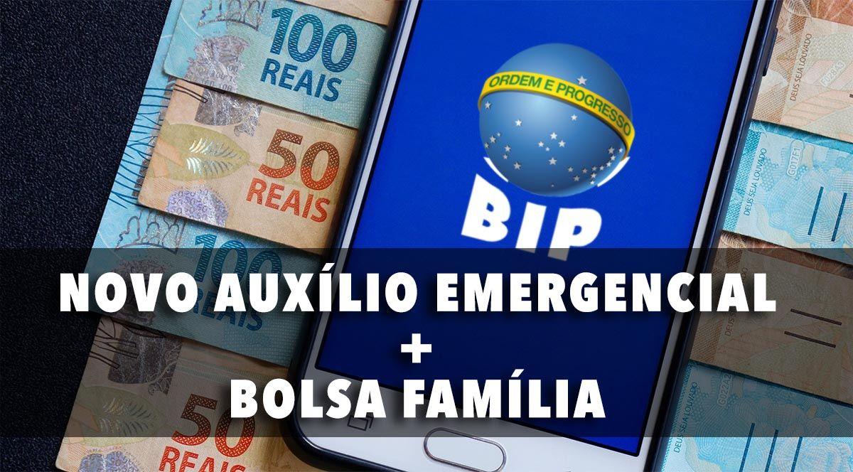 FINALMENTE! ANUNCIADO NOVO Auxílio em 2021 e Bolsa Família