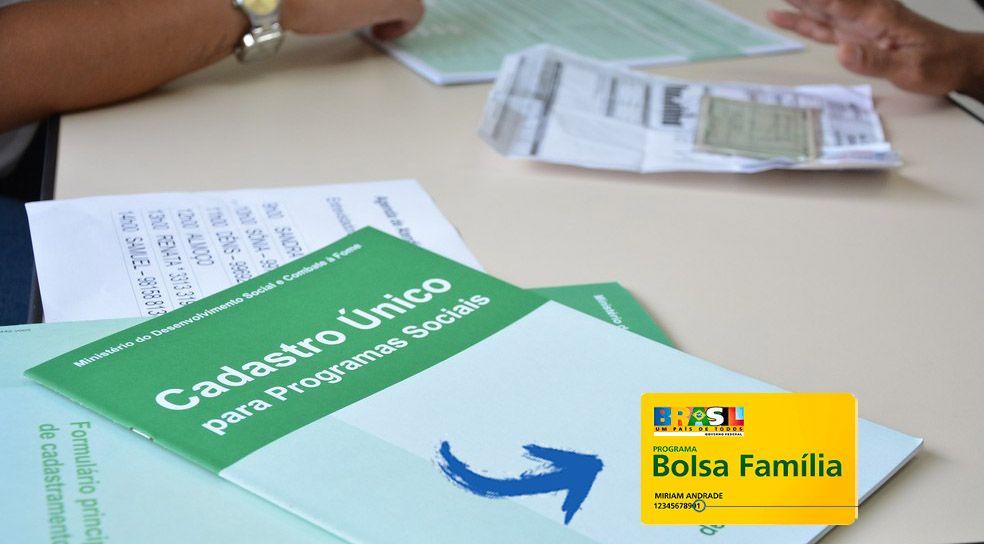 INSCRIÇÃO no Cadastro Único GARANTE ACESSO ao NOVO BOLSA FAMÍLIA 2021