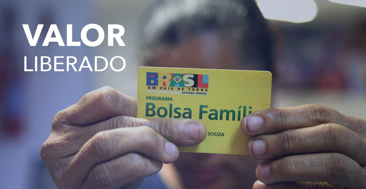 LIBERADO VALOR mínimo de R$ 4 MIL para INSCRITOS no BOLSA FAMÍLIA