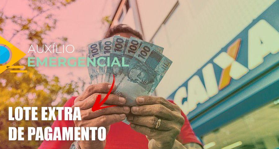 LOTE EXTRA do Auxílio Emergencial com VALOR de R$600 é LIBERADO