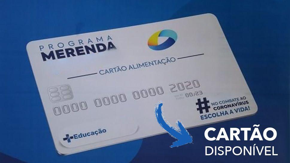 NOVOS CARTÕES MERENDA vão AJUDAR MILHARES de PESSOAS neste COMEÇO de 2021