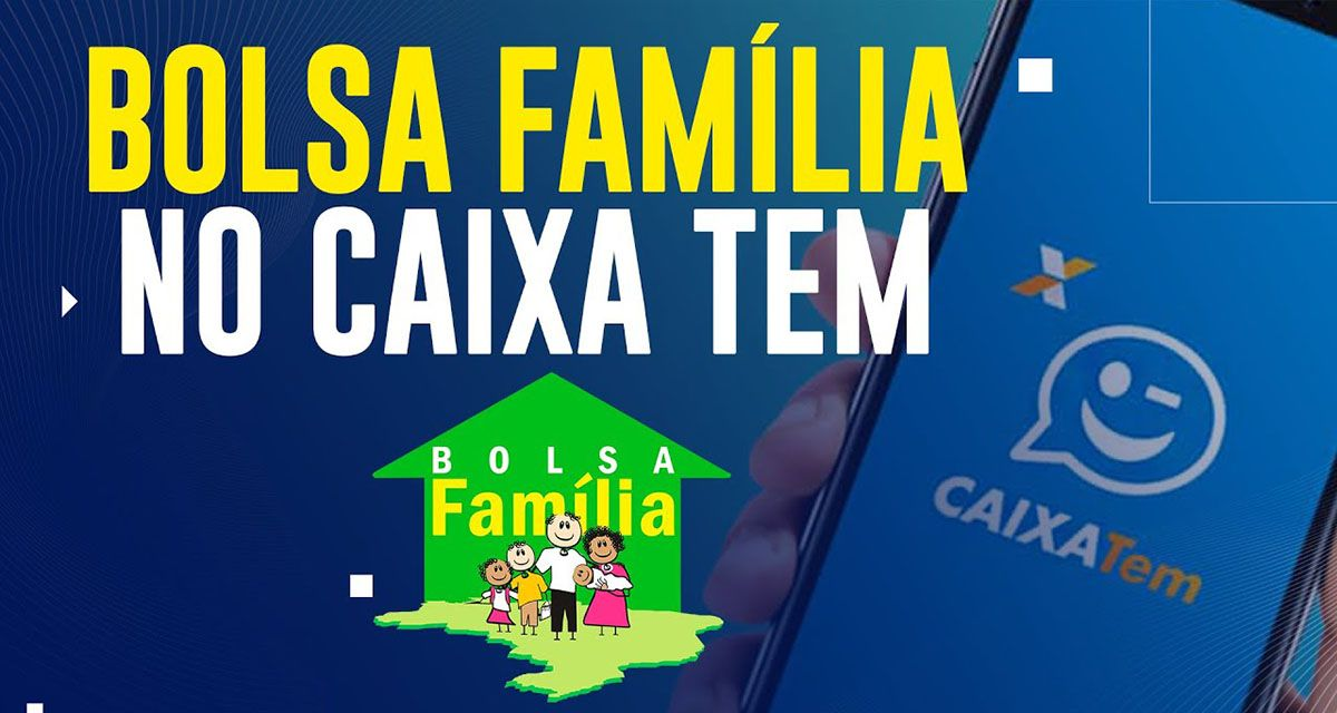 NOVOS LOTES de PAGAMENTO do BOLSA FAMILIA em MARÇO através do Caixa Tem:
