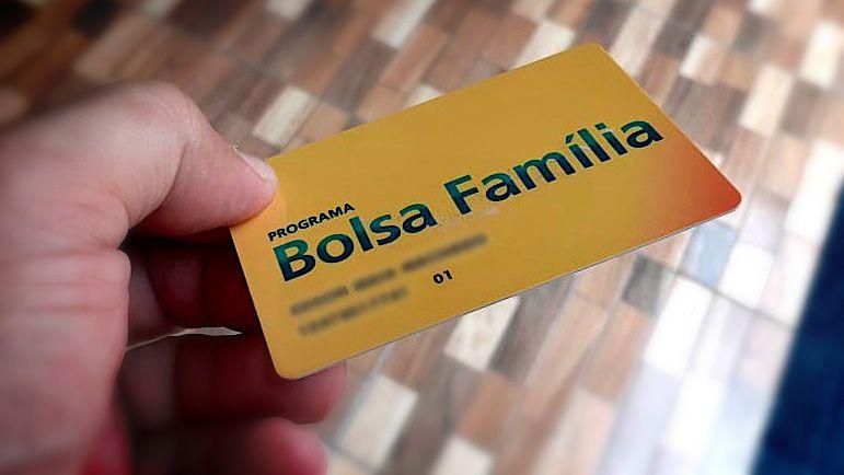 Novo BOLSA FAMÍLIA a partir de FEVEREIRO