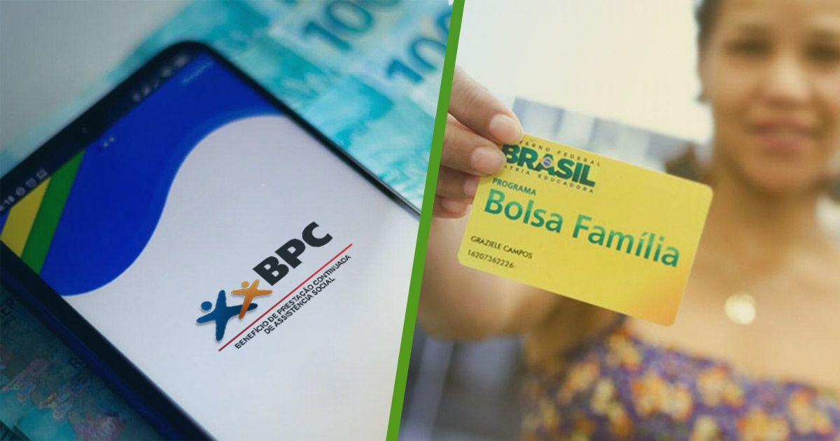 PAGAMENTO do BPC e o Bolsa Família a partir de FEVEREIRO
