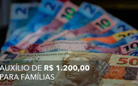 PREFEITURA abre INSCRIÇÕES para FAMÍLIAS SOLICITAREM Auxílio de R$1.200: Veja quem tem DIREITO a partir do DIA dia 1º de MARÇO