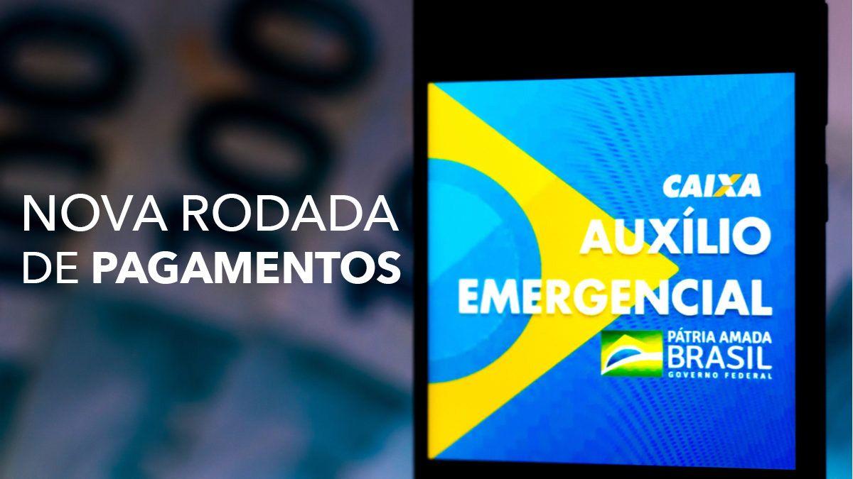 RECADASTRAMENTO para RECEBER NOVA RODADA de PAGAMENTOS do Auxílio de R$ 250,00