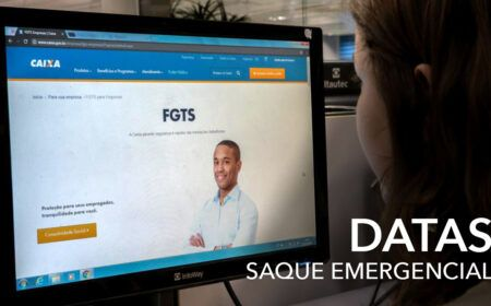 TODAS as DATAS do SAQUE Emergencial FGTS a partir de MARÇO de 2021: Veja o CALENDÁRIO para RECEBER…