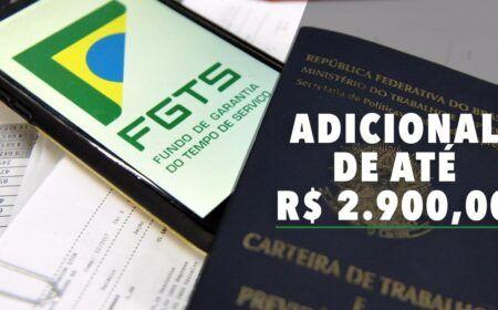 Veja o CALENDÁRIO do FGTS em FEVEREIRO com ADICIONAL de até R$ 2.900: Atenção para SACAR até a DATA LIMITE!