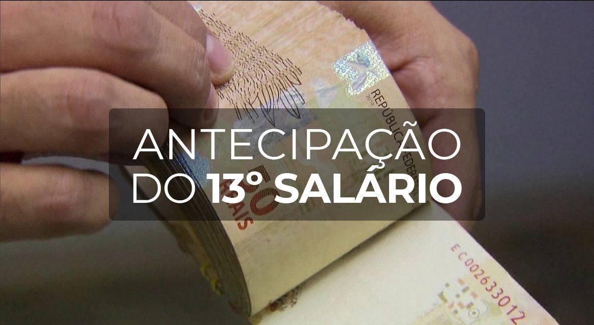 ANUNCIADO: Antecipação do 13º SALÁRIO do INSS LIBERADO ESTA SEMANA