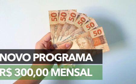 APROVADO! Novo PROGRAMA pagará até R$ 300,00 para FAMÍLIAS dentro deste GRUPO…