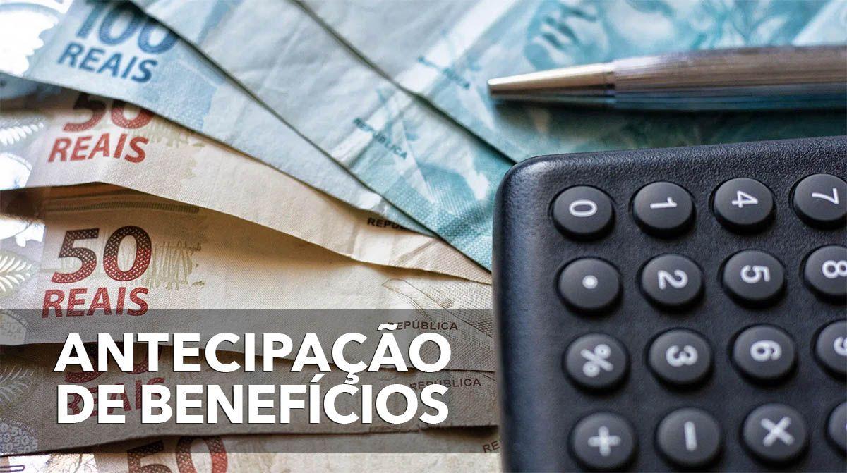 Aplicativo ANTECIPA Auxílio Emergencial, FGTS e PIS